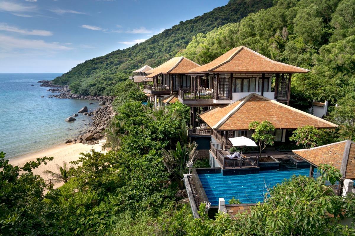 feriehus med pool